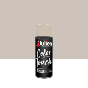 Aérosol Color Touch - Peintures Julien - Satin - Grain de sable - 0.4 L