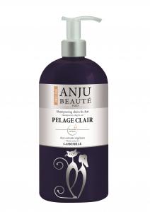 Shampooing pelage clair - Anju Beauté - 750 ml