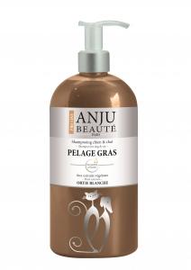 Shampooing Pelage Gras - Anju Beauté - Ortie blanche - 750 ml