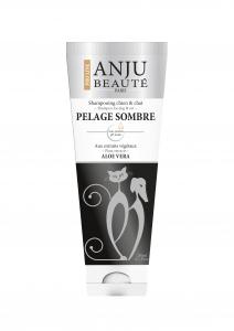 Shampooing Pelage sombre - Anju Beauté - A l'Aloe Vera - 250 ml