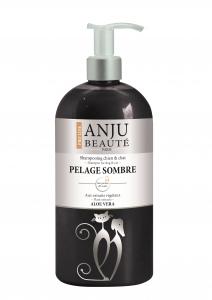 Shampooing Pelage sombre - Anju Beauté - A l'Aloe Vera - 750 ml