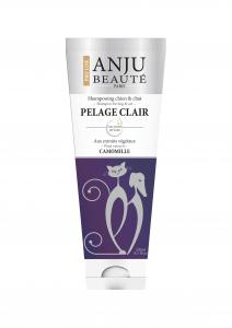 Shampooing Pelage Clair - Anju Beauté - A la camomille - 250 ml