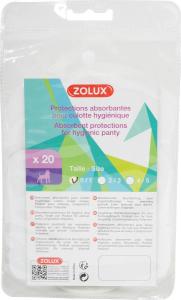 Protège culotte pour chien T0 T1 x 20 - Zolux