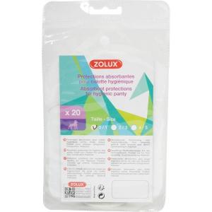 Protège culotte pour chien T4 T5 x 20 - Zolux