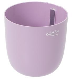 Pot magnétique pour orchidée boule - Kalamitica- Rose - 12 cm