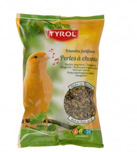 Friandise fortifiante perles à chanter - Tyrol - 250 g