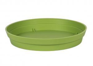 Soucoupe pour Pot rond Toscane - Ø 22,5 cm - Vert