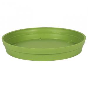 Soucoupe pour Pot rond Toscane - Ø 28 cm - Vert