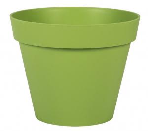 Pot rond Toscane - Ø 30 x 24 cm - Vert