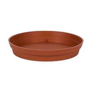 Soucoupe pour Pot rond Toscane - Ø 54 cm - Orange Potiron