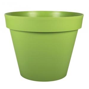 Pot rond Toscane - Ø 60 x 47 cm - Vert