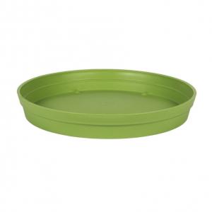 Soucoupe pour Pot rond Toscane - Ø 34,5 cm - Vert