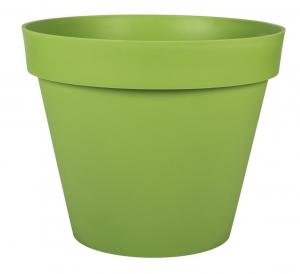 Pot rond Toscane - Ø 48 x 40 cm - Vert