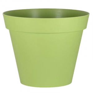 Pot rond Toscane - Ø 100 x 79 cm - Vert