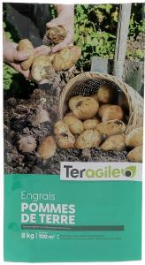 Engrais pommes de terre Teragile - Plein Champ - 8kg