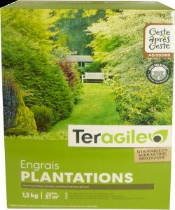 Engrais plantation UAB - Teragile - 1,5 kg