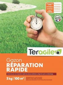 Gazon réparation rapide 3kg - Teragile