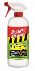 Barrière à insectes prêt à l'emploi - Compo France - Spray 1 L