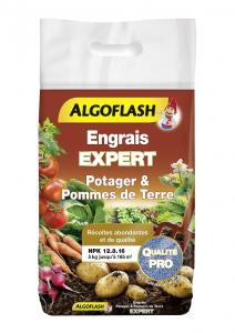 Engrais potager expert - Algoflash - 5 kg