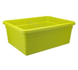Jardin mobile Green Basics - Elho - 77 x 29 x 58 cm - Vert Lime