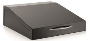 Capot pour plancha Origin 60 - Forge Adour - Acier émaillé - 64.5x50.6x13.5 cm
