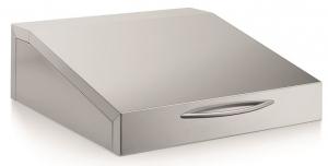 Capot pour plancha Origin 60 - Forge Adour - inox - 64.5x50.6x13.5 cm