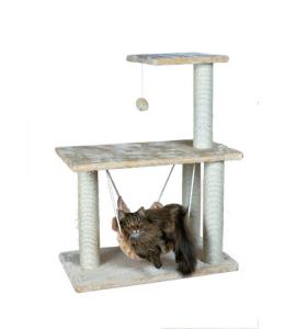 Arbre à chat Morella - Beige - 75 x 40 x 96 cm