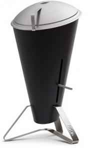 Cone barbecue au charbon de bois - Hofats
