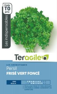 Persil frisé vert foncé - Teragile