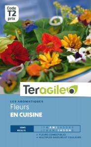 Fleurs en cuisine - Graines - Graines -Teragile