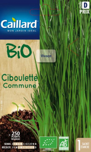 Ciboulette - Bio - Caillard