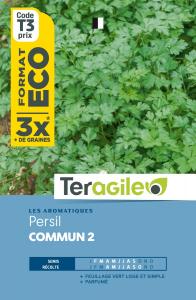 Persil commun 2 - Teragile - Sachet économique 15 g