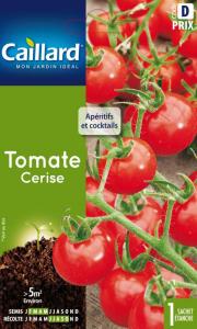 Tomate cerise - Caillard