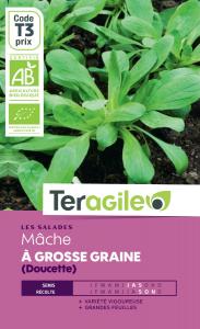 Mache à grosse graine - Bio - Teragile