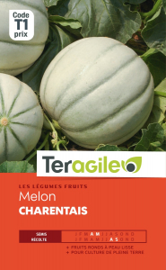 Melon charentais - Graines - Teragile