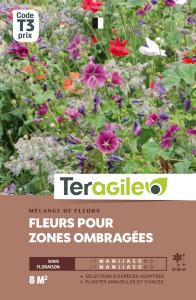 Fleurs pour zones ombragés - Graines - Teragile