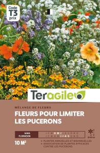 Graines de fleurs répulsives des pucerons - Graines - Teragile