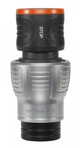 Raccord Aquastop Premium 19 mm - Gardena