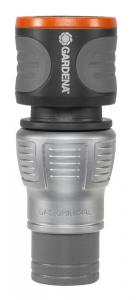Raccord rapide Premium pour tuyaux Ø 13-15 mm - Gardena