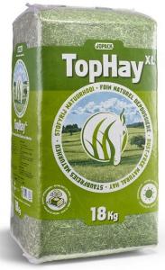 Foin naturel dépoussiéré - Tophay XL - 18 kg