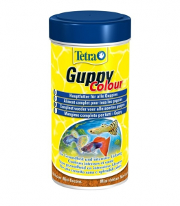 Aliment complet pour guppies Tetra Guppy - Zolux - 250 ml