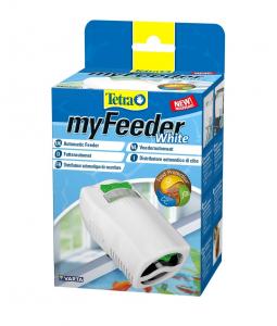 Distributeur automatique d'aliments - Tetra myFeeder - Blanc