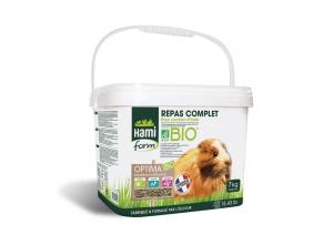 Repas Complet Bio - Hamiform - Pour  cochons d'Inde - seau de 7Kg
