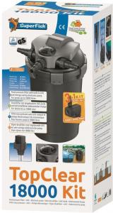 Kit Topclear 18000 UVC - Superfish - 11 W - 5000 L
