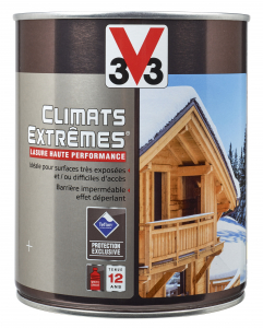 Lasure climat extrême V33 - Chêne clair - 1 L
