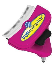 Tête de brosse FURminator - FURflex deShedding - Pour chat - Taille L