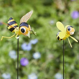 Piquet Loony Abeille - Smart Garden Products - 50 cm