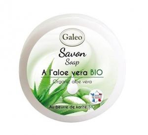 Savon Aloe Vera bio - GALEO CONCEPT - 100 g