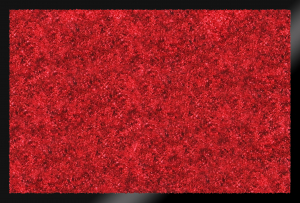 Tapis Soft - Rouge - 40 x 60 cm