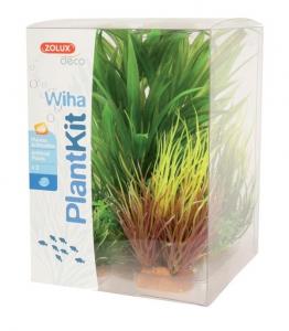 Plantes artificielles PlantKit Wiha N°2 - Zolux - Pour aquarium